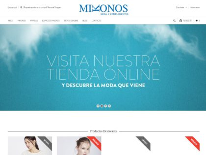 Mikonos y el internet de las cosas.