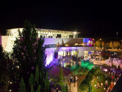 ¡¡¡ De noche el Museo suena !!!