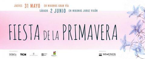 Banner web Mikonos moda Fiesta de la Primavera