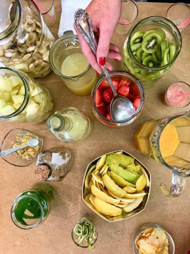 zumos natural fruit mikonos multimarca primavera spring fiesta
